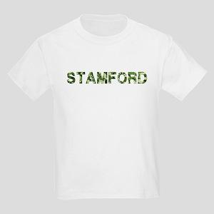 Stamford, Vintage Camo, Kids Light T-Shirt
