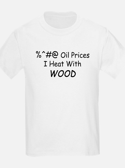 Wood cutting T-Shirt