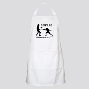 Beware of Short Fencers Apron