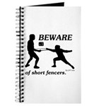 Beware of Short Fencers Journal