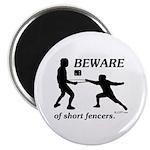 Beware of Short Fencers 2.25