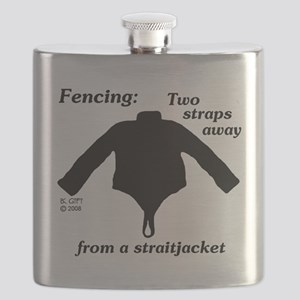 Straitjacket Flask