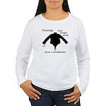 Straitjacket Women's Long Sleeve T-Shirt