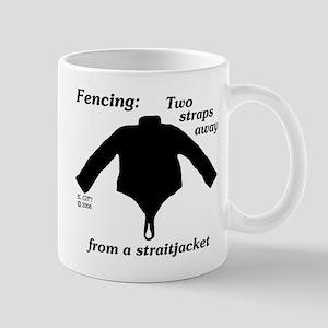 Straitjacket Mug