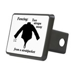 Straitjacket Rectangular Hitch Cover