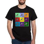 Pop Art Lunge Dark T-Shirt