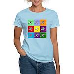 Pop Art Lunge Women's Light T-Shirt