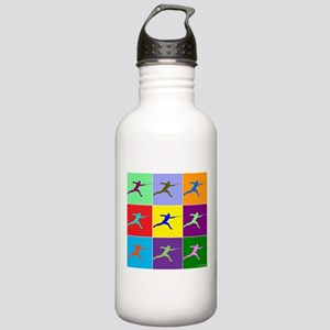 Pop Art Lunge Stainless Water Bottle 1.0L