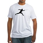 Lunge Fitted T-Shirt