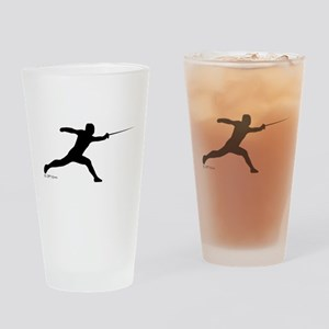 Lunge Drinking Glass