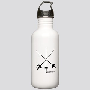Three Weapon Stainless Water Bottle 1.0L