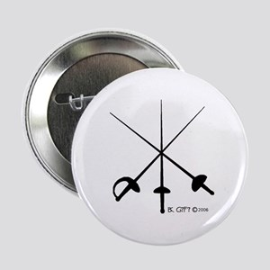 "Three Weapon 2.25"" Button"