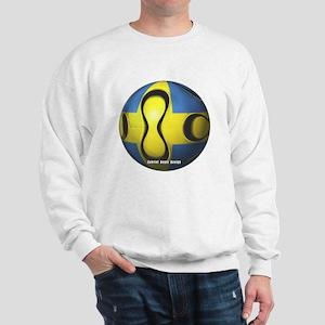 Sweden Soccer Sweatshirt