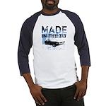 Made in Detroit designer Baseball Jersey