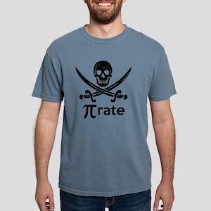 Pirate Mens Comfort Colors Shirt