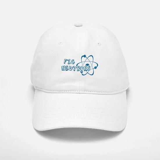 Fig Neutrons Baseball Baseball Cap