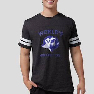 Black Russian TerrierH Mens Football Shirt