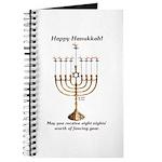 Fencing Hanukkah Journal