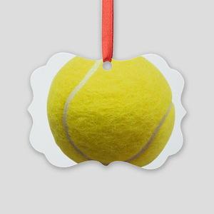 tennisballshop Picture Ornament
