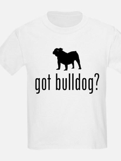 Old English Bulldog Kids T-Shirt