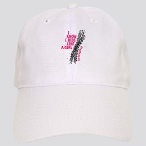 I Ride Like A Girl Cap