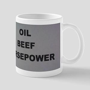 Oil Beef HP Mug