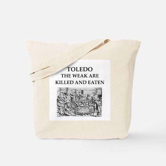 toledo Tote Bag