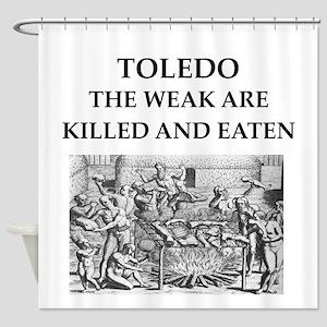 toledo Shower Curtain
