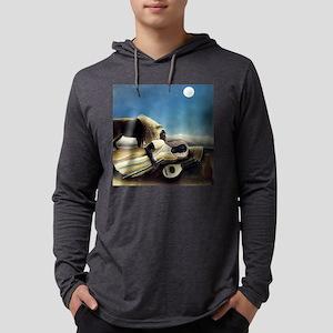 Henri2 Mens Hooded Shirt