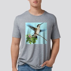 Hummingbird Mens Tri-blend T-Shirt