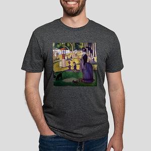 Georges Mens Tri-blend T-Shirt