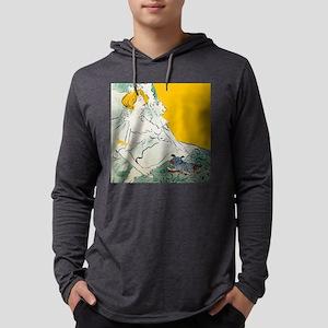 L'Artisan Moderne by Toulouse-La Mens Hooded Shirt