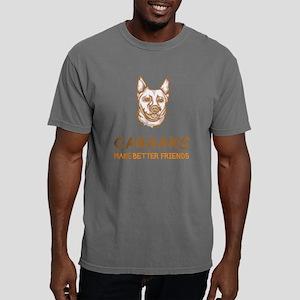 Canaan DogB Mens Comfort Colors Shirt