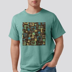 Tiki Garden Mens Comfort Colors Shirt