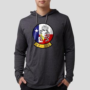 202cat_02 Mens Hooded Shirt