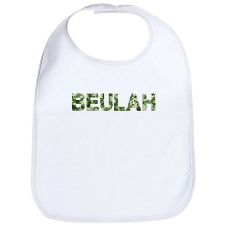 Beulah, Vintage Camo, Bib