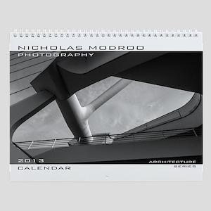 Nicholas Modroo Photography 2013 Calendar