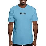 iRun Fitted T-Shirt