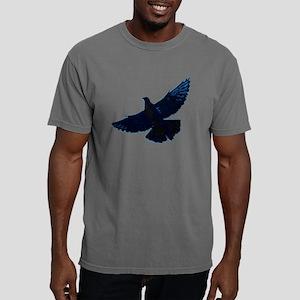 2-pigeonsquares Mens Comfort Colors Shirt