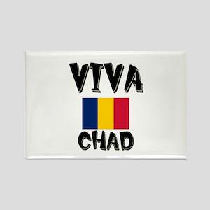 Viva Chad Rectangle Magnet