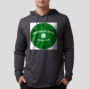 irish pub Mens Hooded Shirt