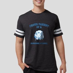 Clumber SpanielD Mens Football Shirt
