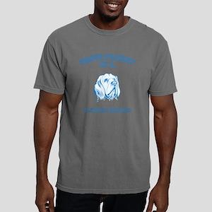 Clumber SpanielD Mens Comfort Colors Shirt