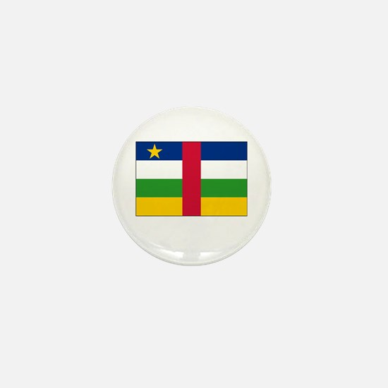 The Central African Republic Flag Picture Mini But