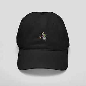 Hummingbirds Black Cap