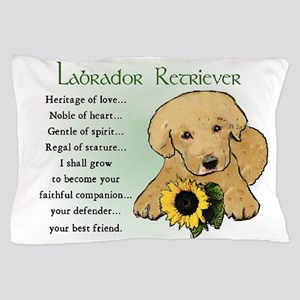Labrador Retriever Pillow Case