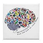 Mind-Life 1 Tile Coaster