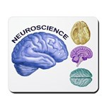 Neuroscience in All Directions Mousepad