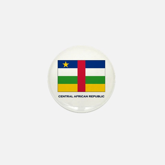 The Central African Republic Flag Merchandise Mini
