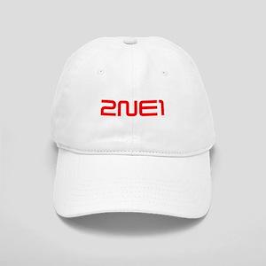 2NE1 logo 3000-500 Cap